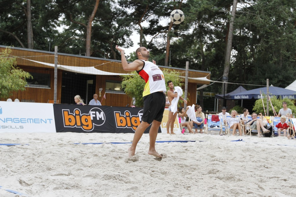 International Footvolley Cup   Cologne  27. - 28. August 2013