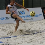 Jakob Domke - International Footvolley Cup   Cologne  27. - 28. August 2013