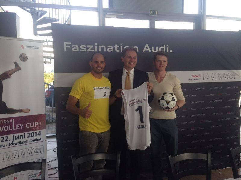 Presse – Footvolley Germany