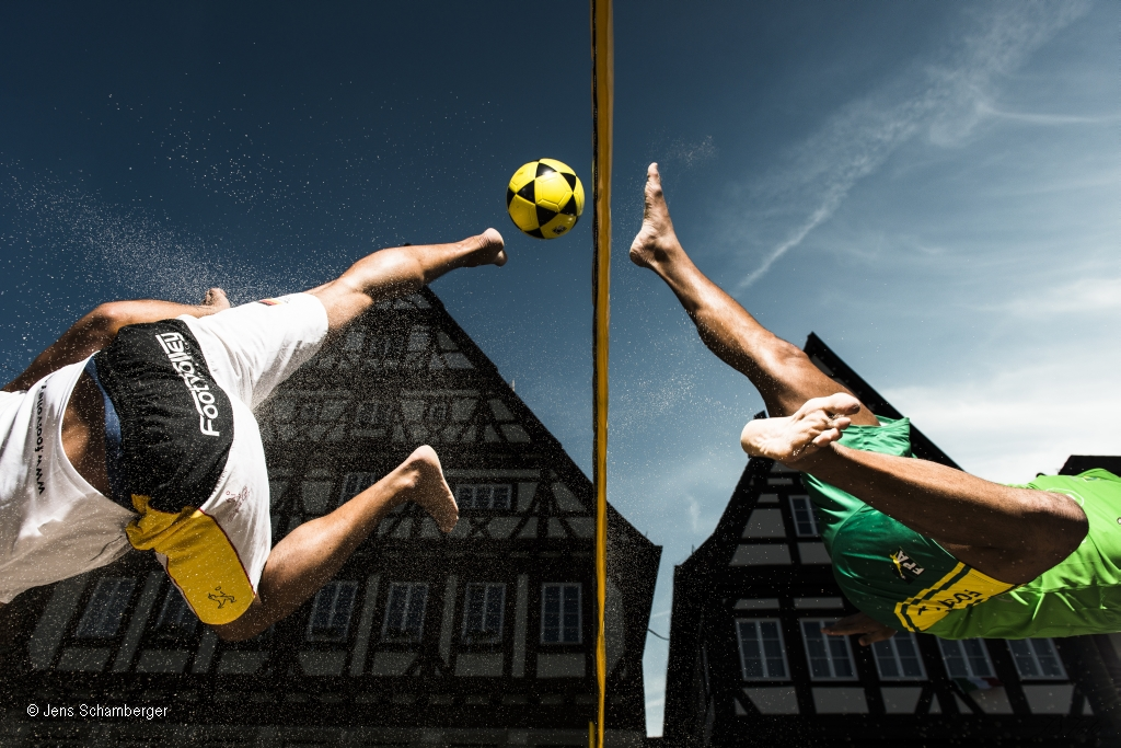Presse – Footvolley Germany