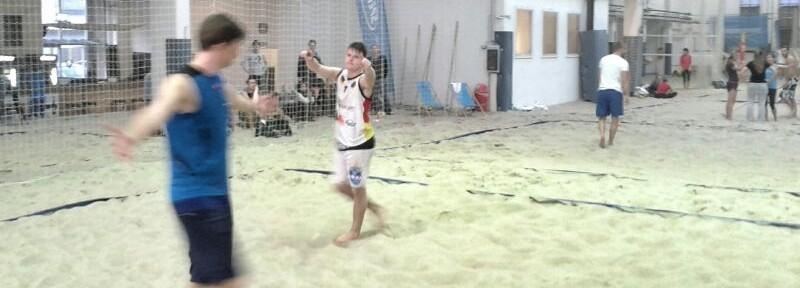 Berlin: Bessel/Becker beat brazilian Babos