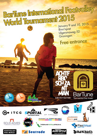 Bartune International Footvolley Cup